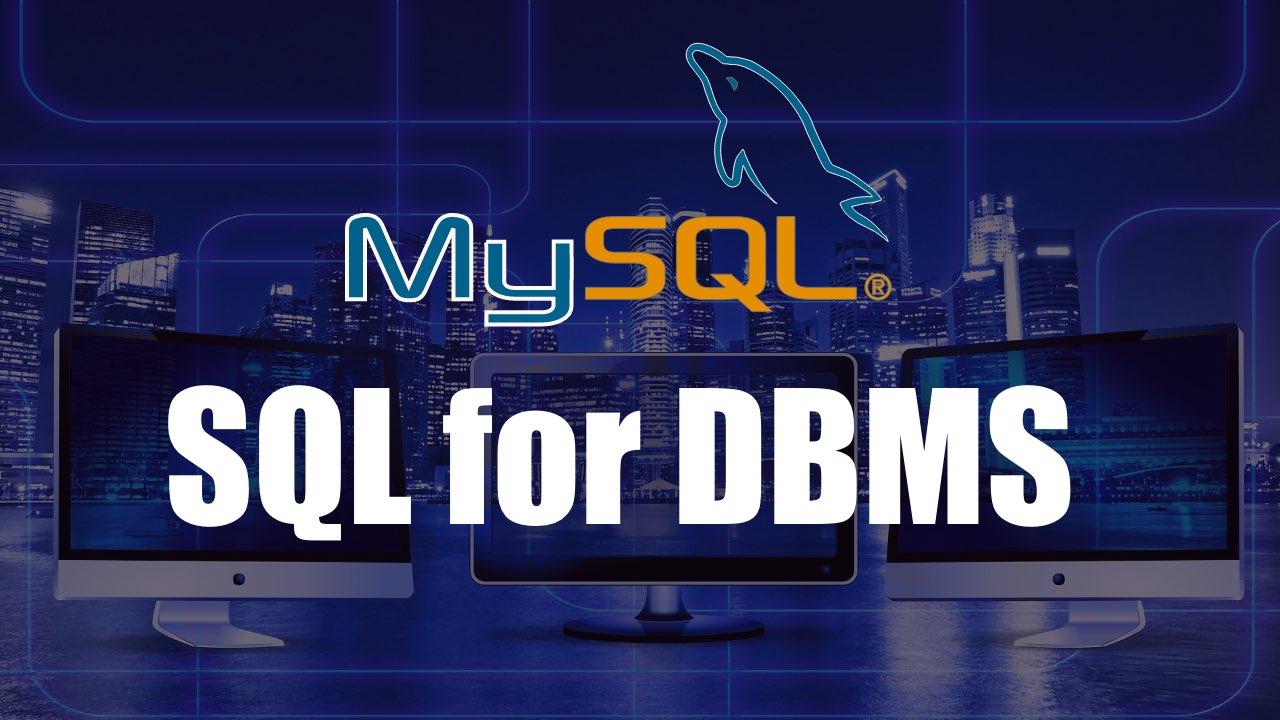 SQL for Database Management System