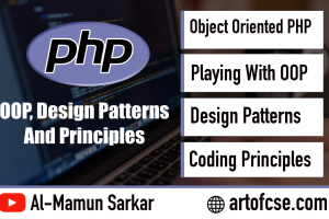 PHP OOP Design Patterns And Principles
